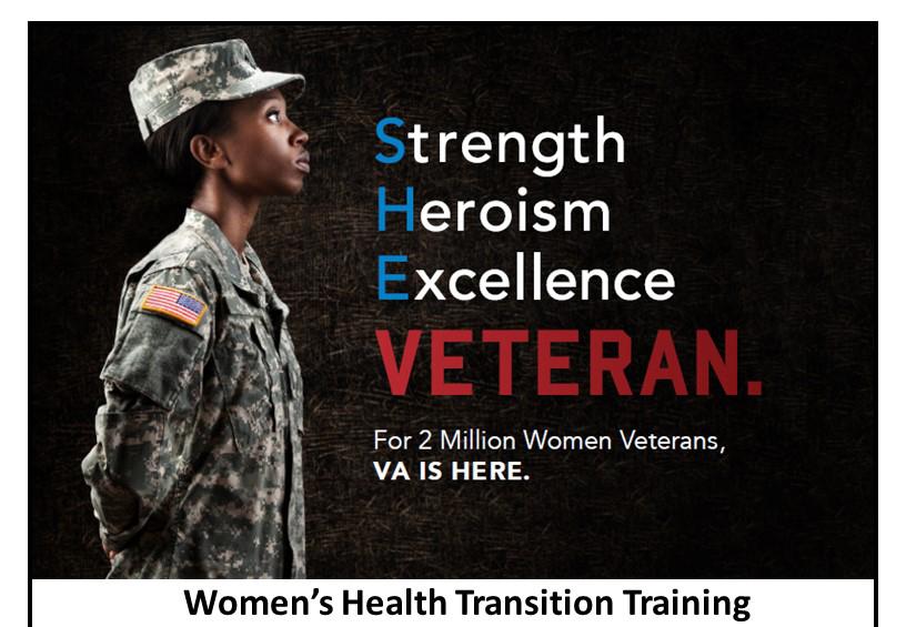 Women's Health Transition Pilot Training at JBLM