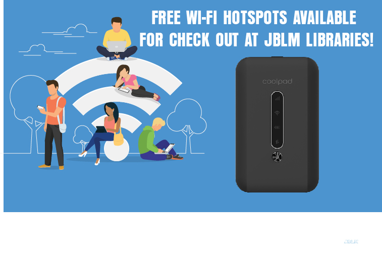 Check out free Wi-Fi hotspots