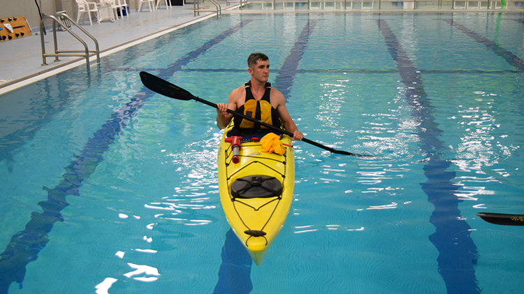 Kayak Skills Class