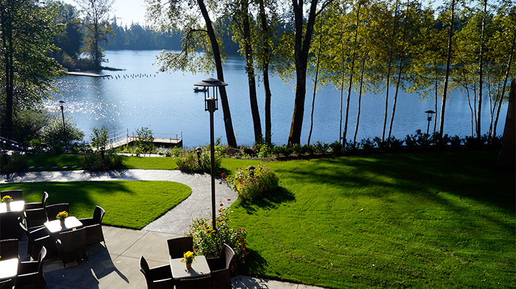 Image result for american lake conference center photos