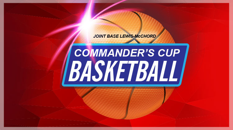 Commander's Cup Basketball Meeting