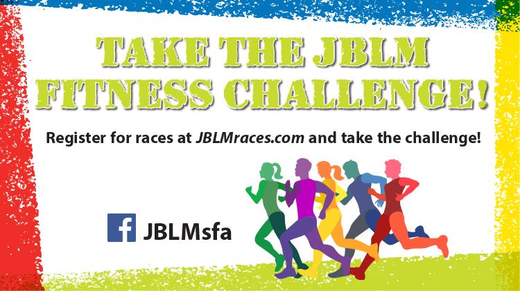 JBLM Fitness Challenge