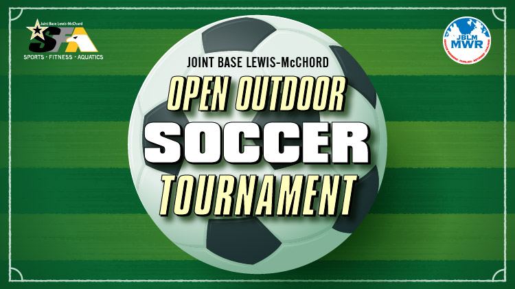 Open Outdoor Soccer Tournament