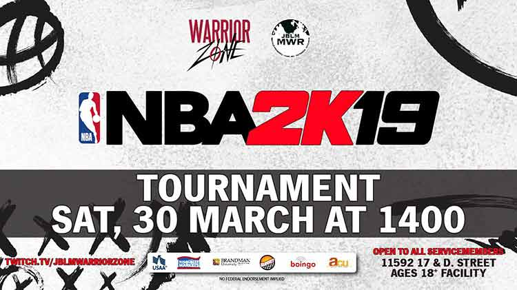 NBA2K19 Tournament