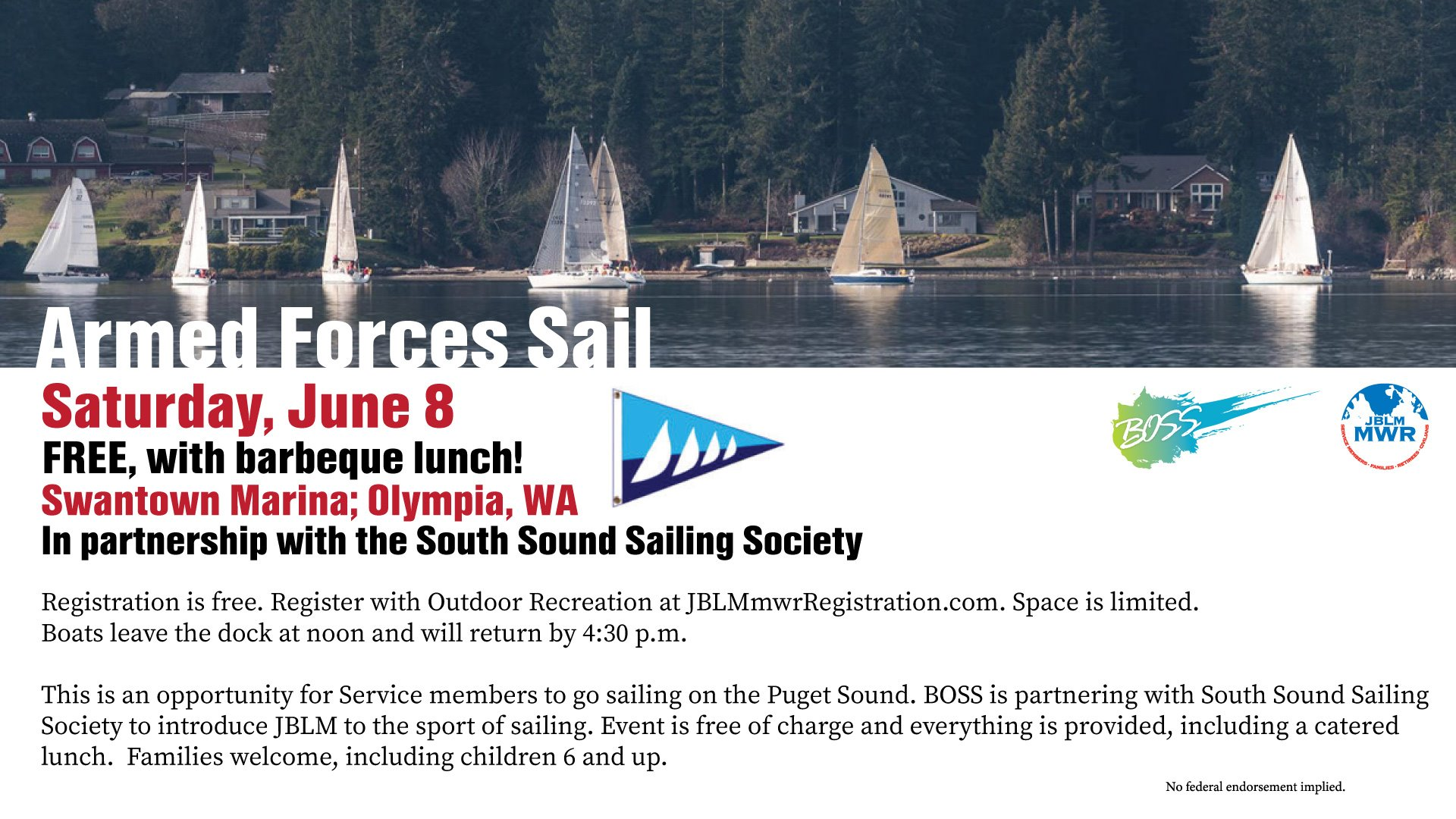 Armed Forces Sail