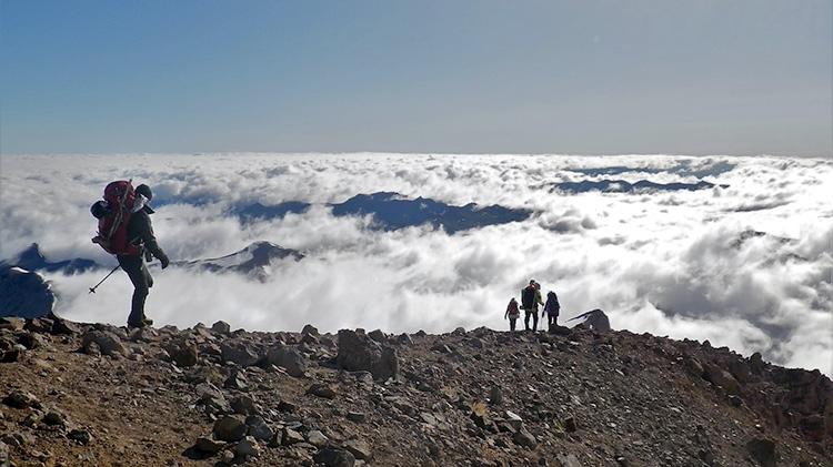 Alpine Climbing Course Orientation