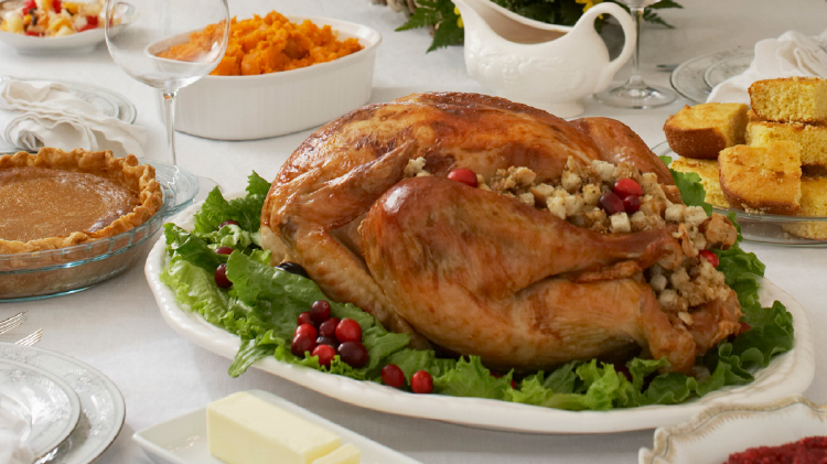 Order a Thanksgiving dinner to go!