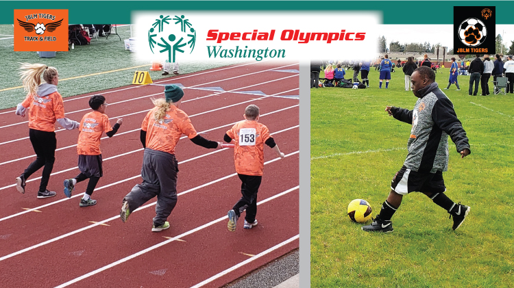 Spring Special Olympics - Track & Field Registration