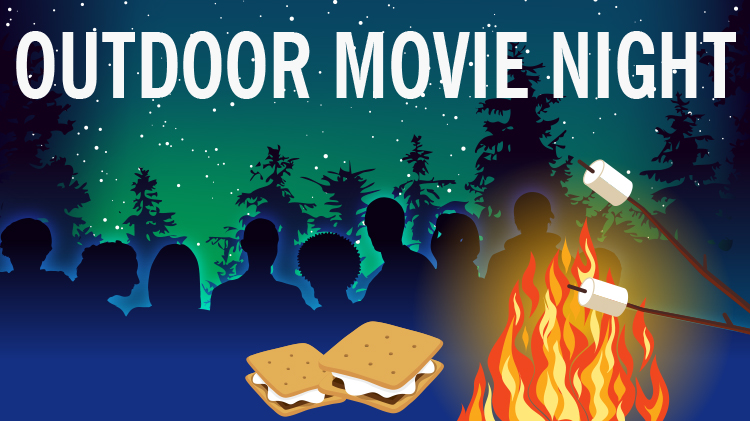 Outdoor Movie Night - Ralph Breaks the Internet