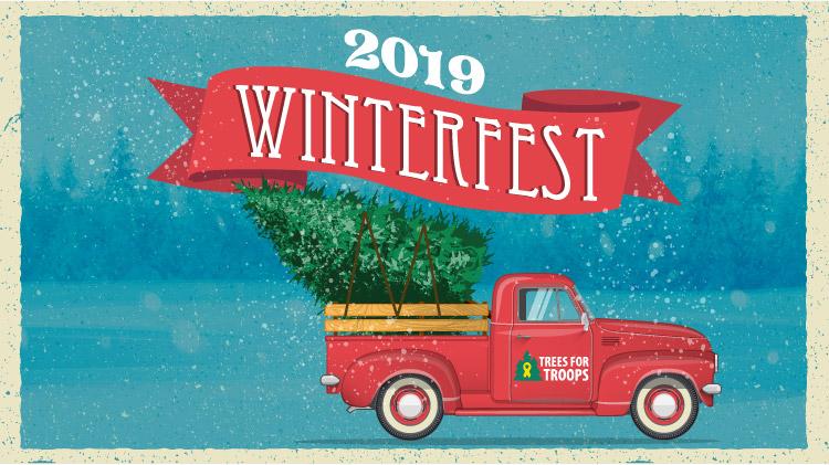 Winterfest & Trees for Troops
