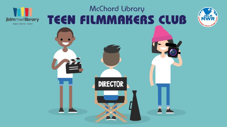 Teen Filmmakers Club