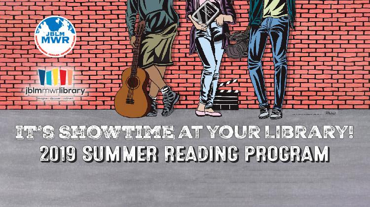2019 Summer Reading Program