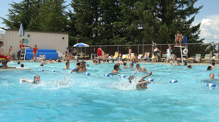 McChord Outdoor Pool open for weekend