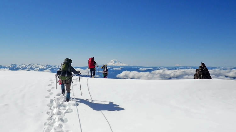 Glacier Climb Mount Baker