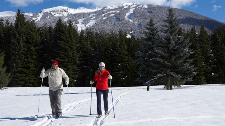 Cross Country Ski Lake Kachess