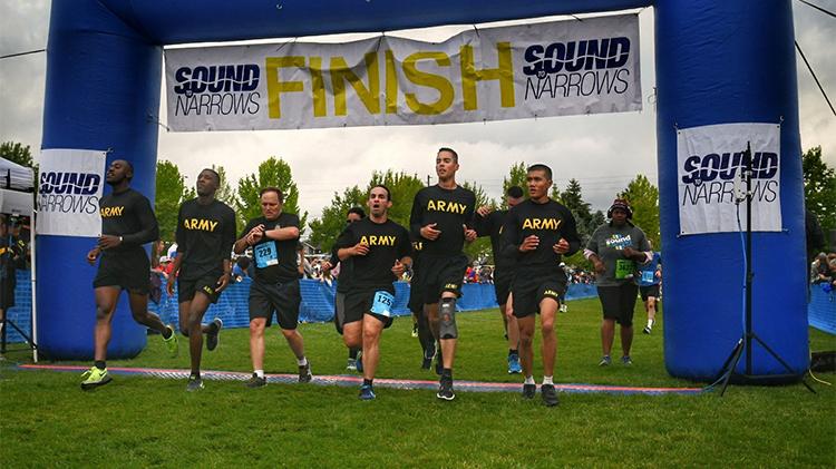 Sound to Narrows Military Run