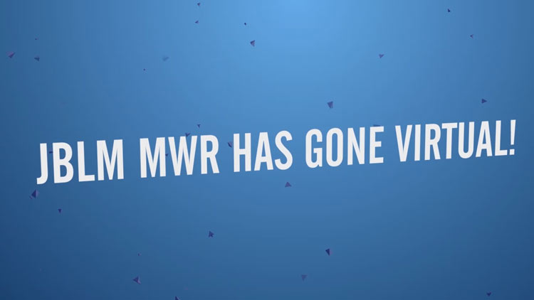 JBLM MWR has gone virtual!