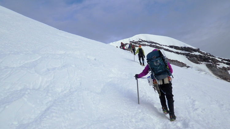 Basic Alpine Course (Group B)