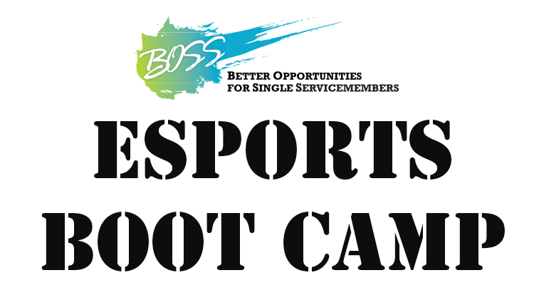 BOSS eSports Fortnite Boot Camp