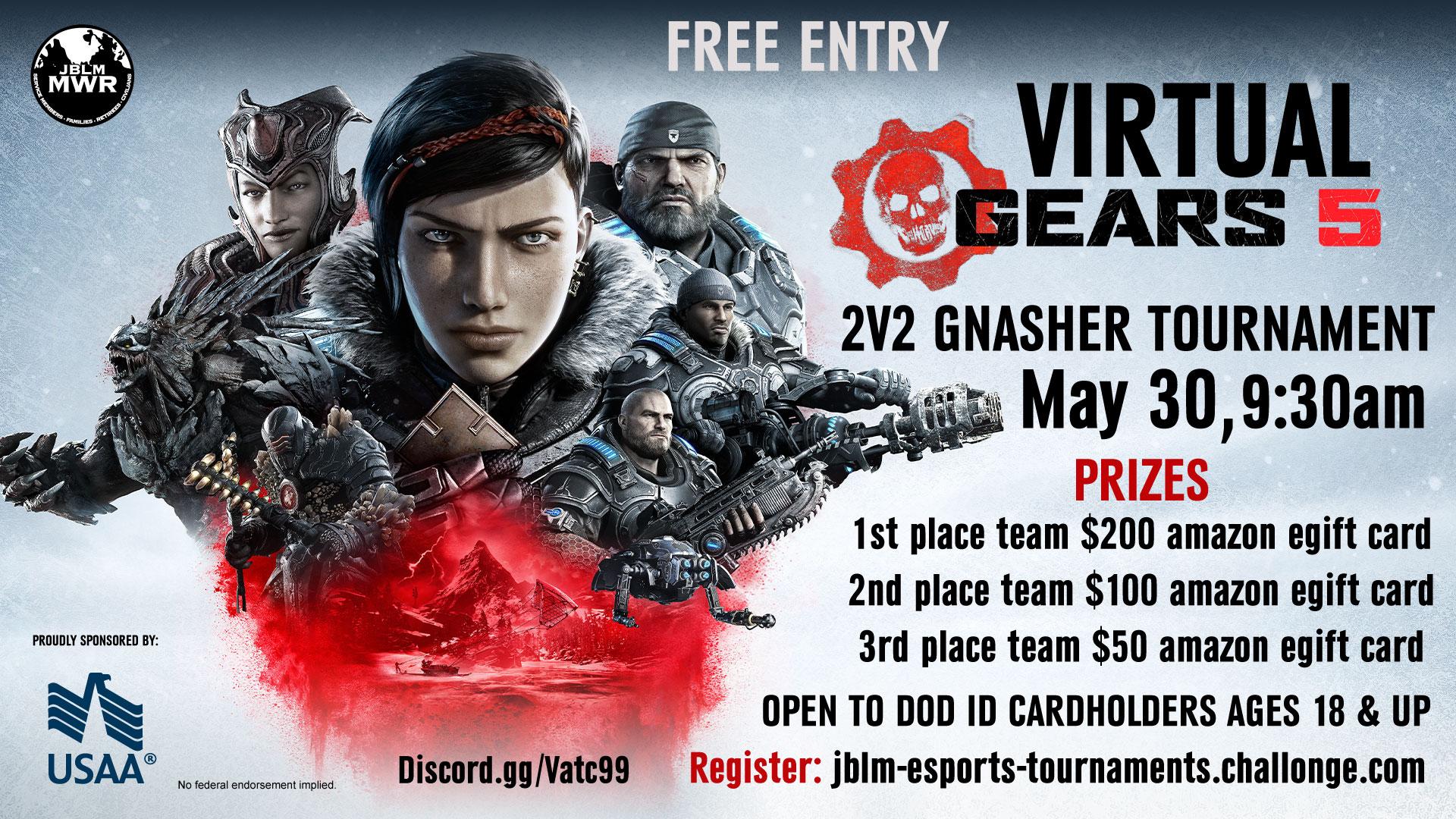 Virtual Gears 5 Tournament