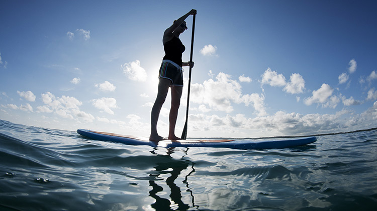 Afterwork Paddle