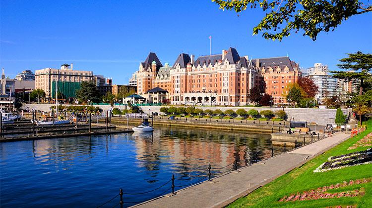 Explore Victoria B.C.