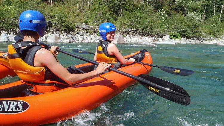 Inflatable Kayak Nisqually