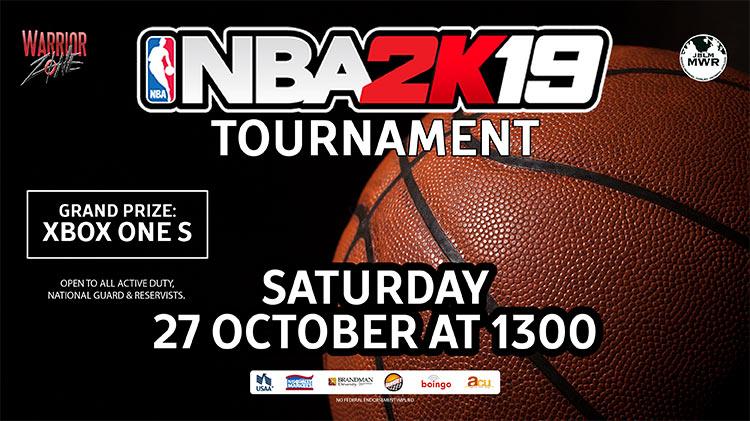 NBA2K19 Tournament