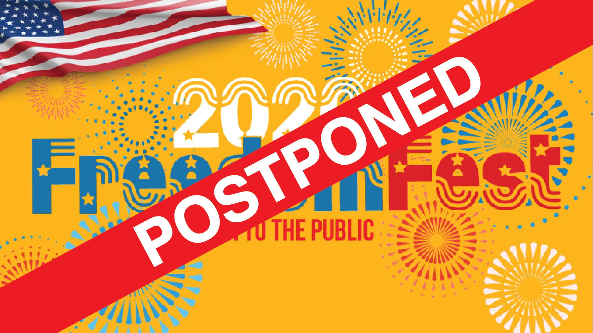 POSTPONED: Freedom Fest