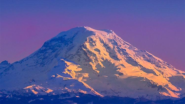 Climb Mount Rainier & PNW Volcanoes presentation