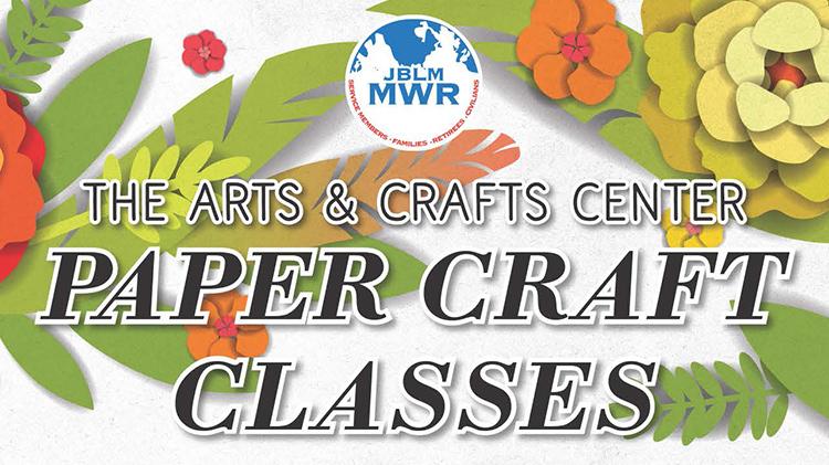 Paper Craft Classes