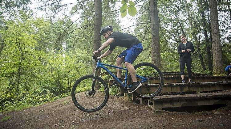 Intro to Mountain Biking