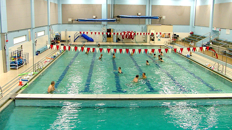 Soldiers Field House Pool