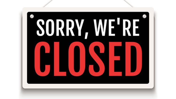 Shoreline Park closed
