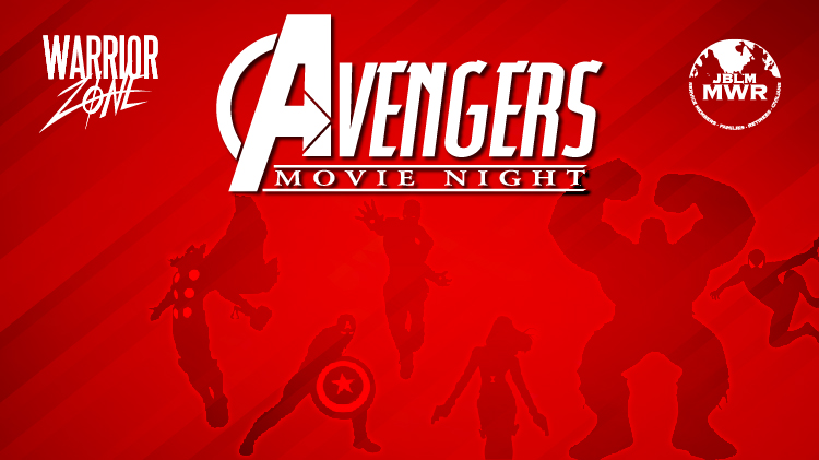 Avengers Movie Night