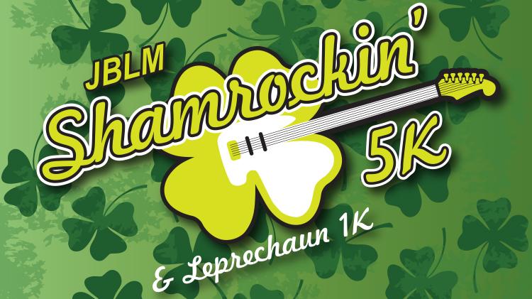 JBLM Shamrockin' 5K