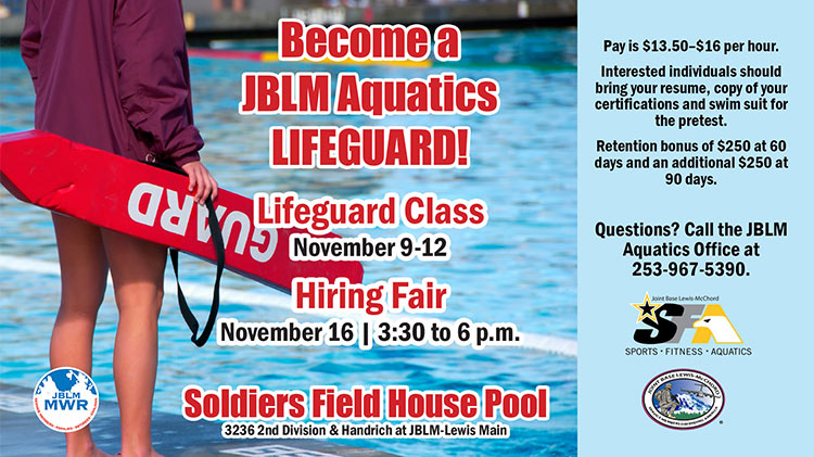 Lifeguard Hiring Fair