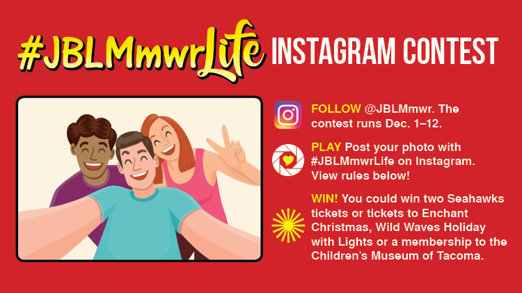 #JBLMmwrLife Instagram Contest