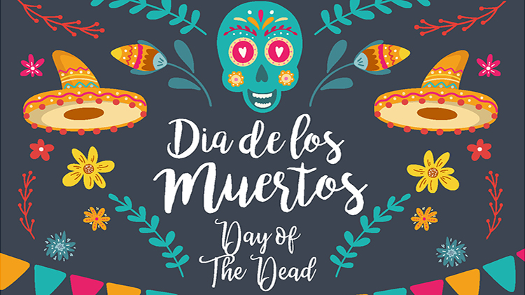 Latin Night-Day of the Dead
