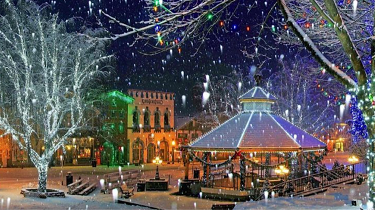 Leavenworth Christmas Tree Lighting Festival