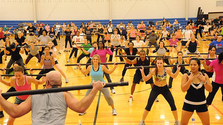 2019 Fitness Resolution Fair
