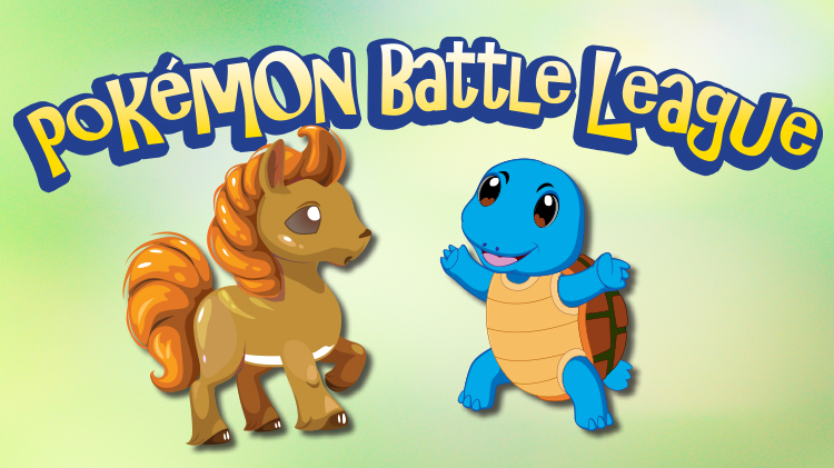 Pokémon Battle League