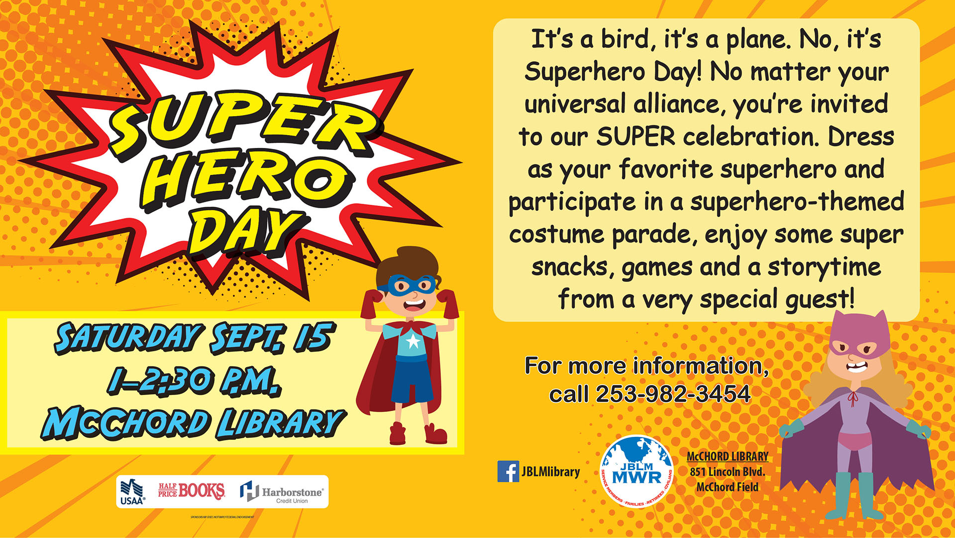 674629e23 US Army MWR :: View Event :: Super Hero Day