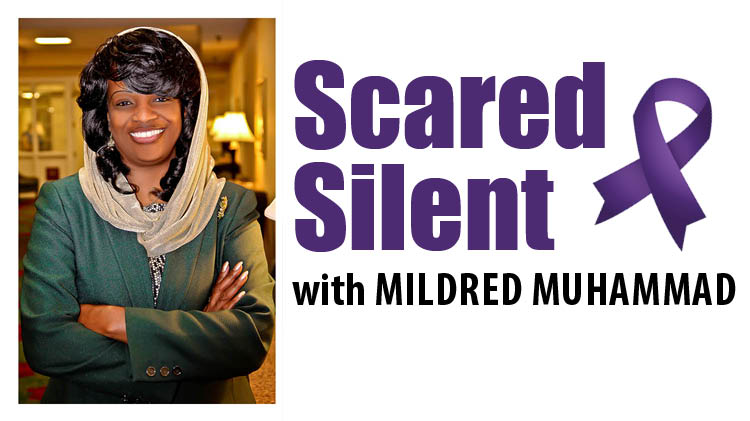 Scared Silent - Domestic Violence Awareness Special Event