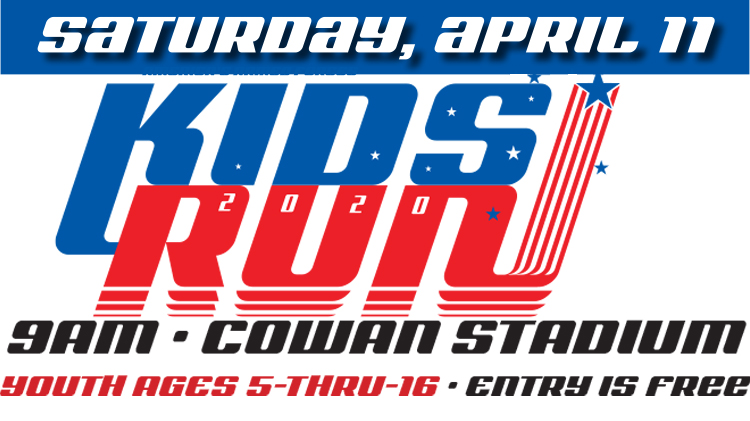 Armed Forces Kids' Run