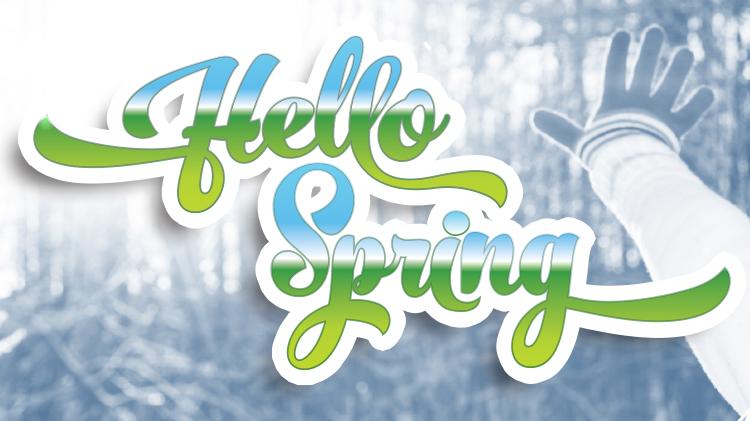 Bye Winter, Hello Spring Sale!