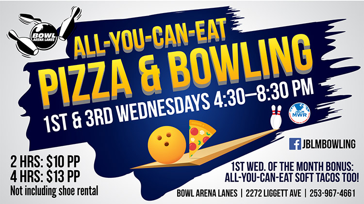 All-You-Can-Eat Pizza & Bowling