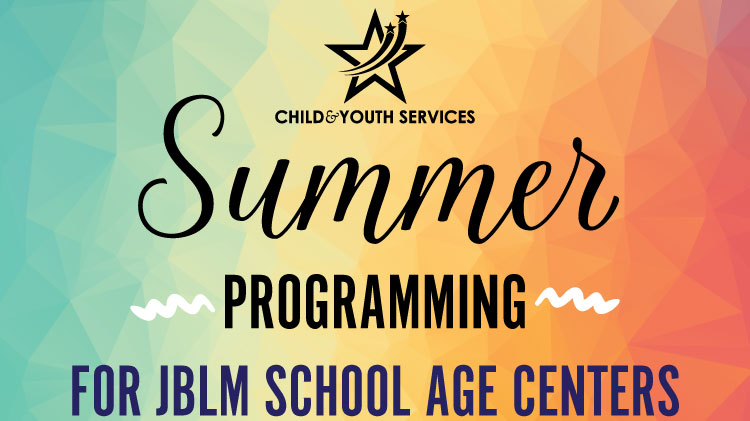 School Age Summer Programming