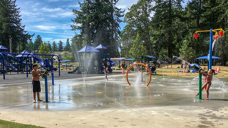 Summer Cove Splash Park
