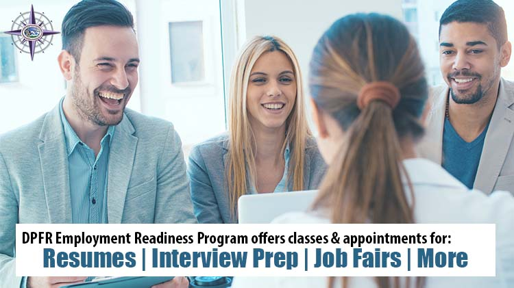 Employment Readiness Program Services